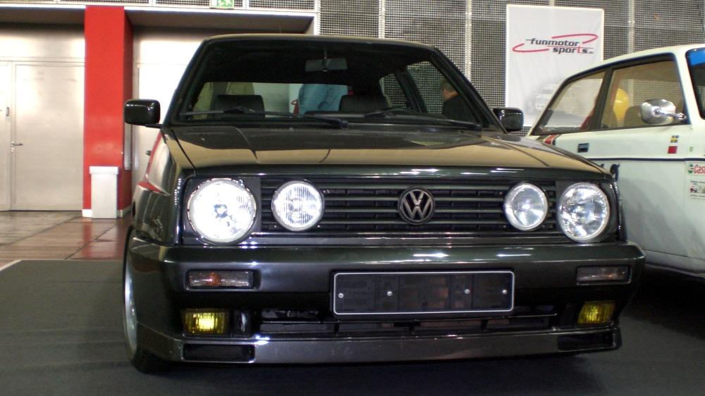 Volkswagen Rallye Gold
