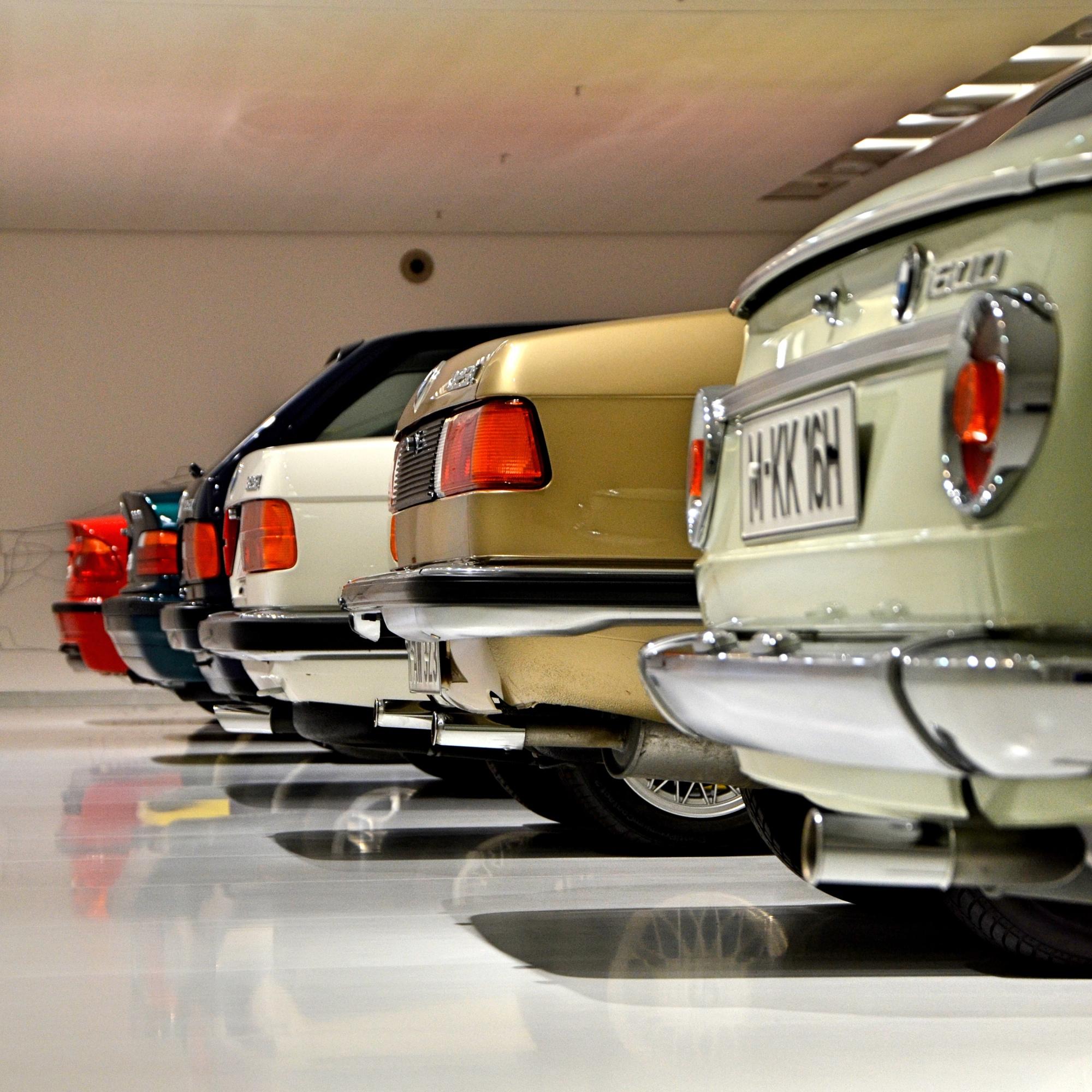 BMW 02 und 3er Generationen
