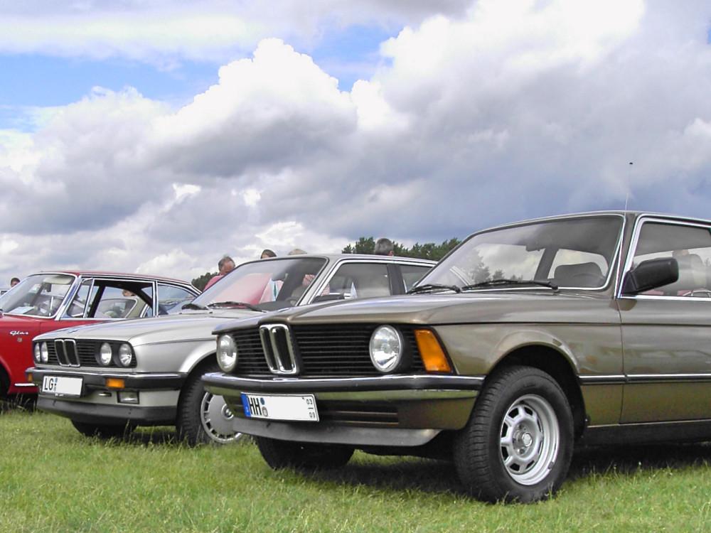 BMW E21 & E30