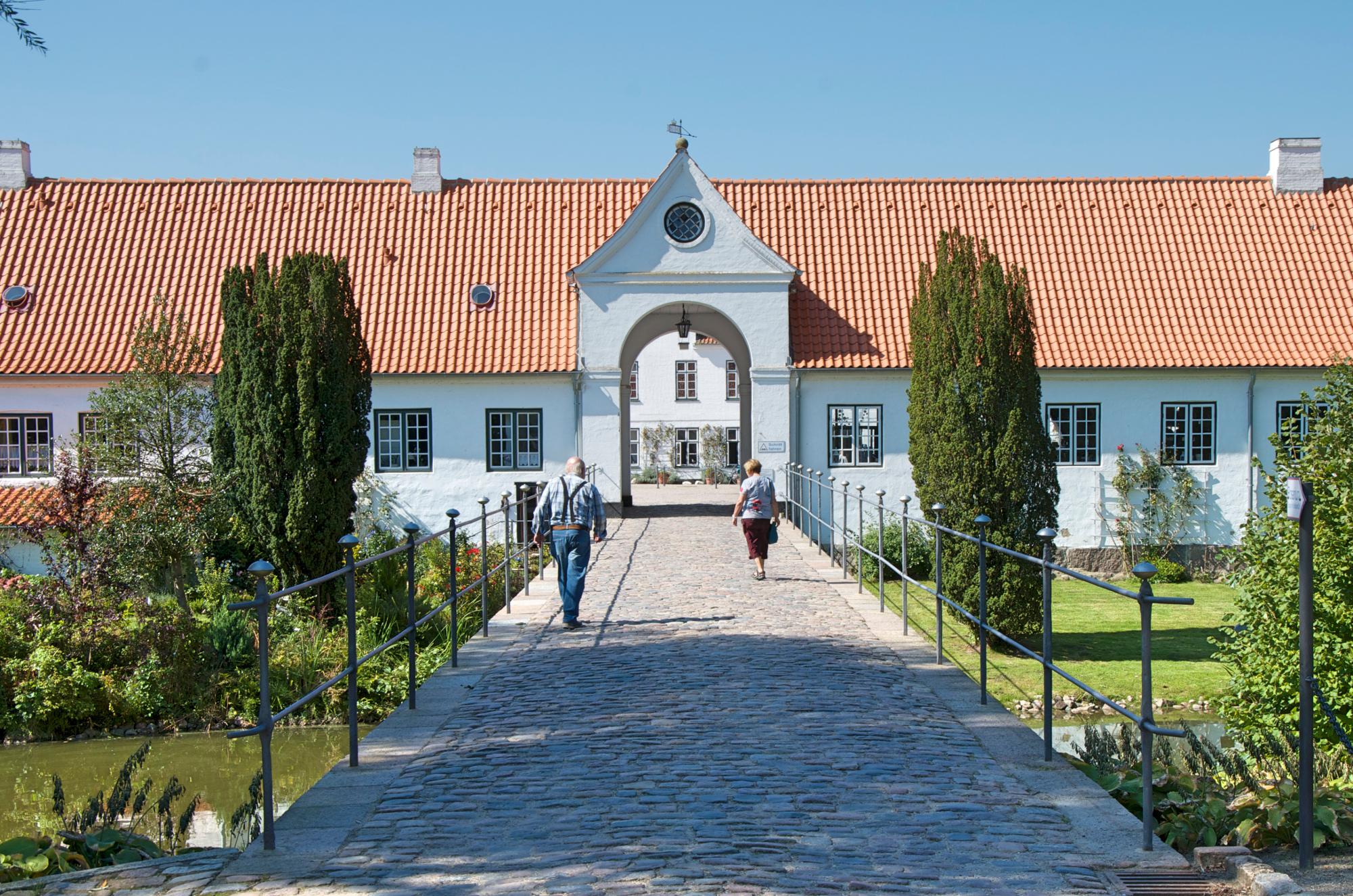 Glücksburger Schloss