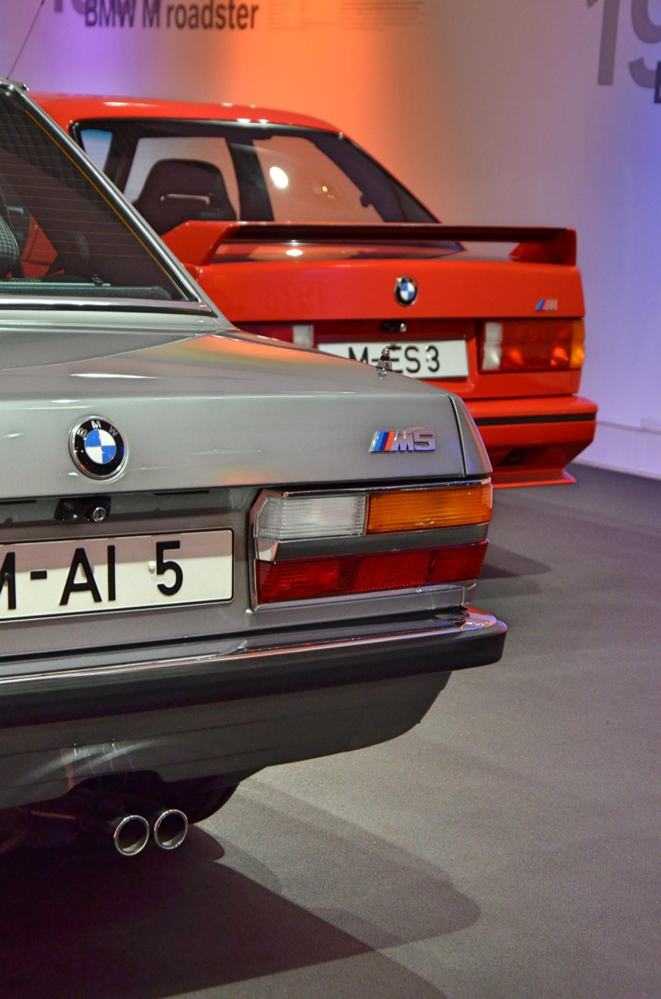 BMW M5 und M3