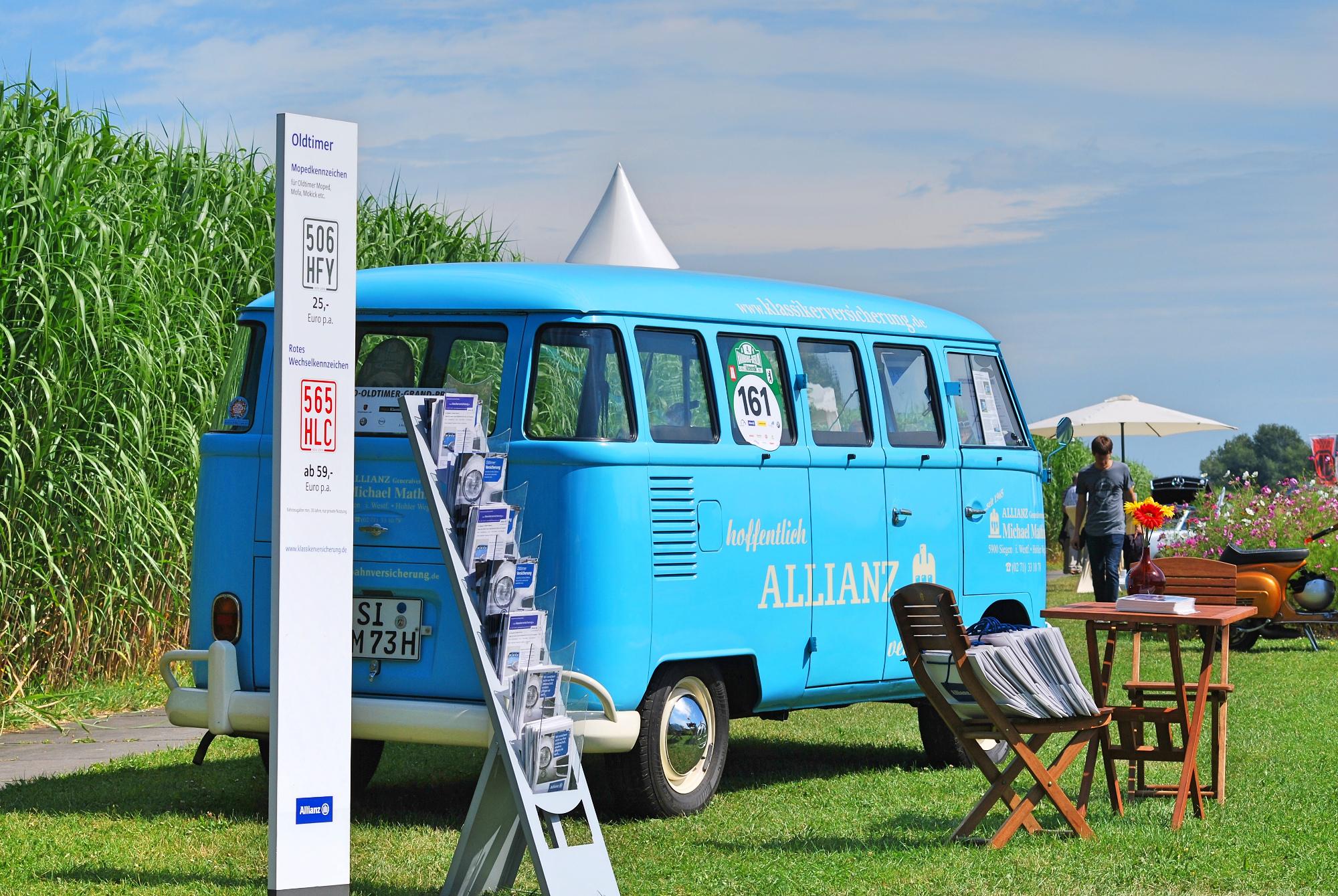 Volkswagen T1 Allianz