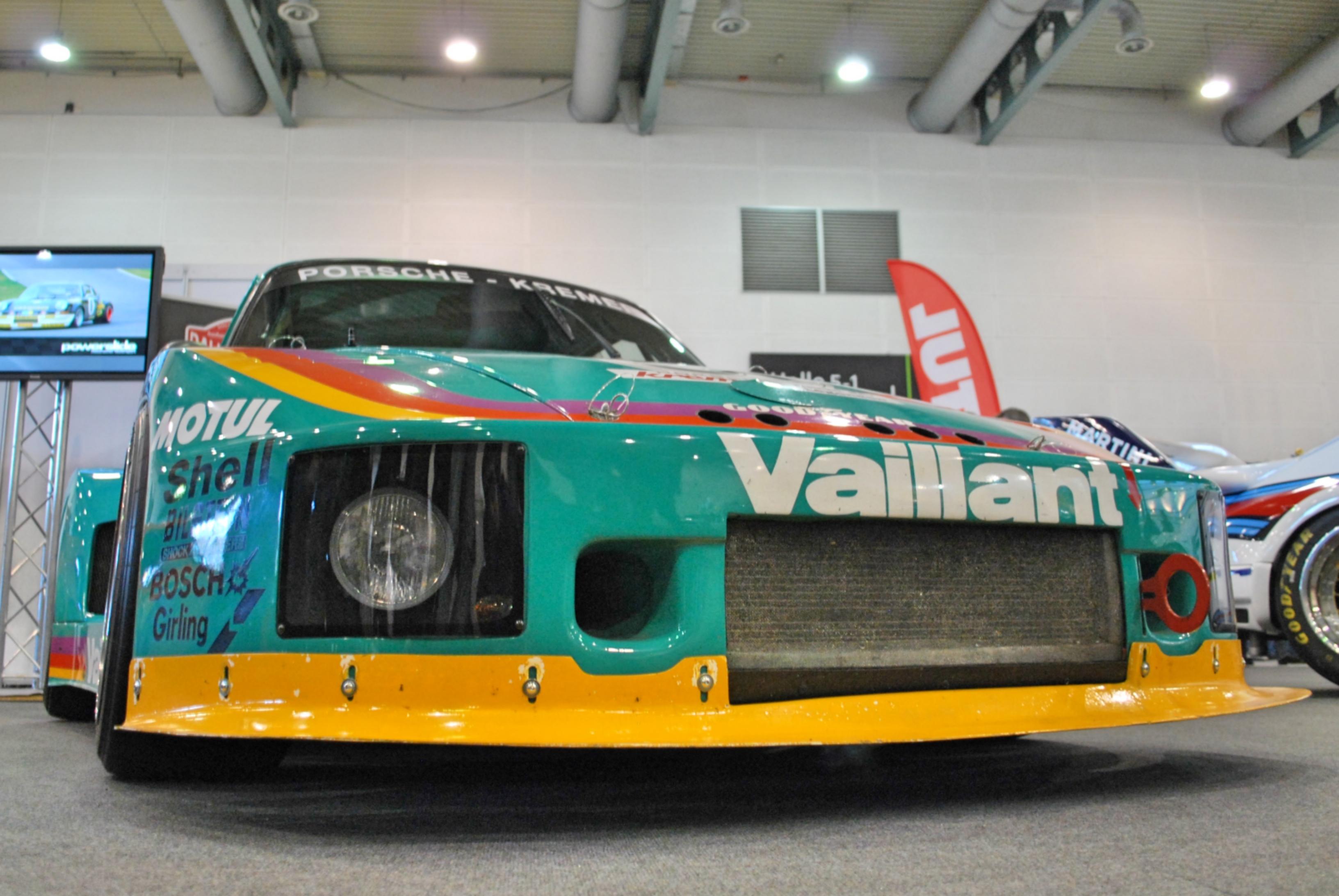 Porsche Rennfahrzeug