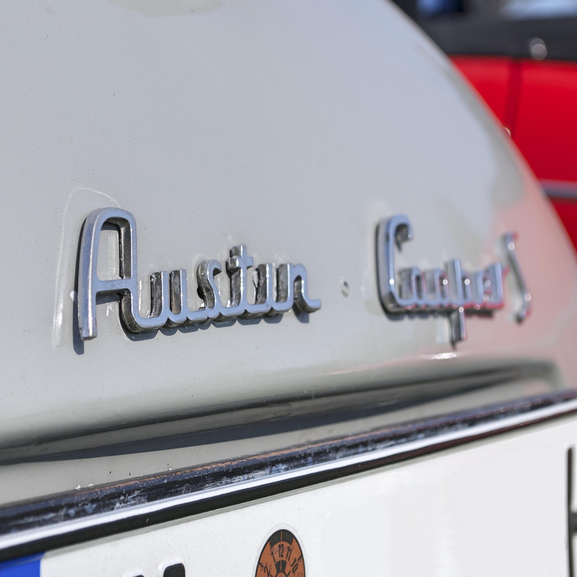 Austin Cooper S