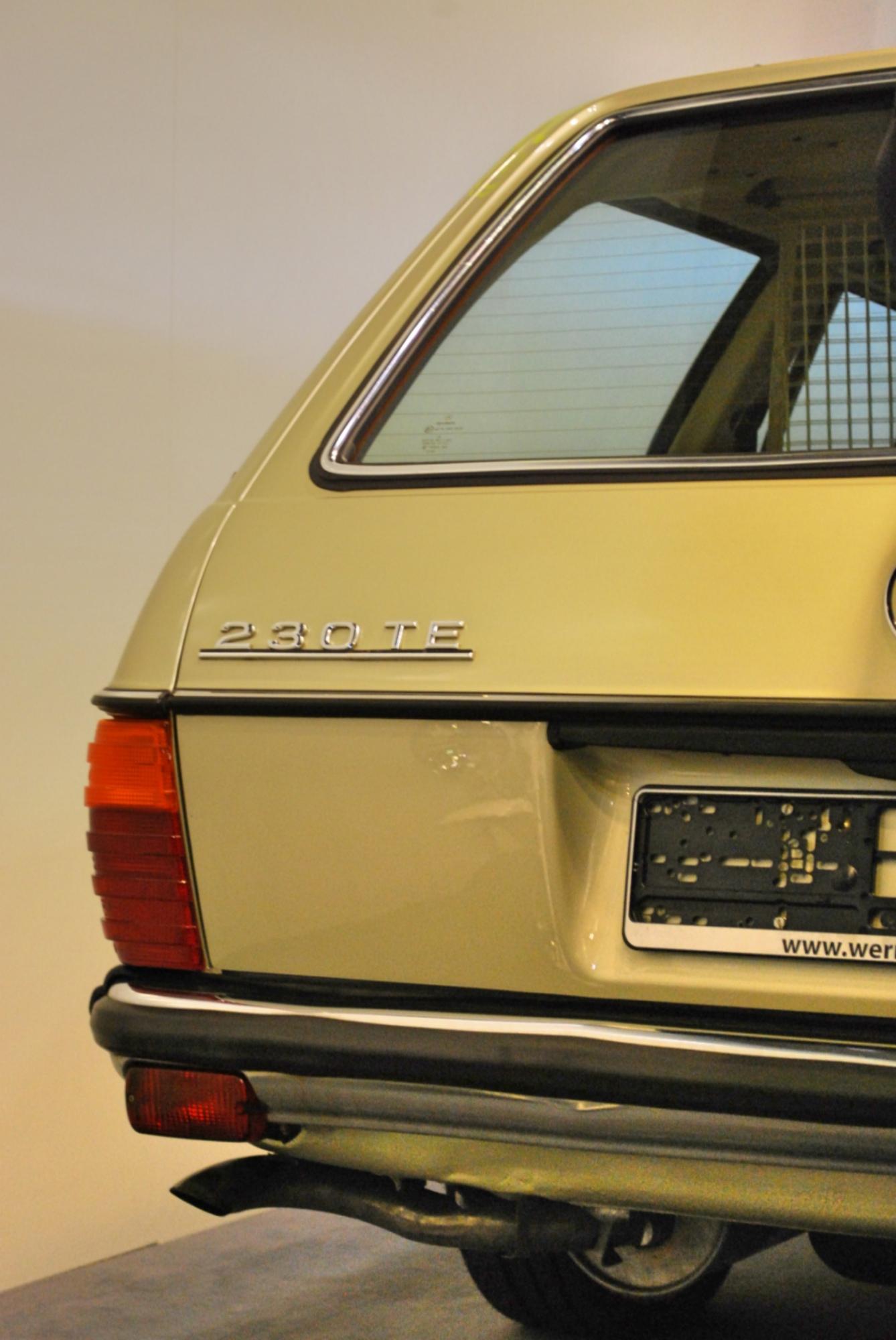 Mercedes Benz W123 T- Modell