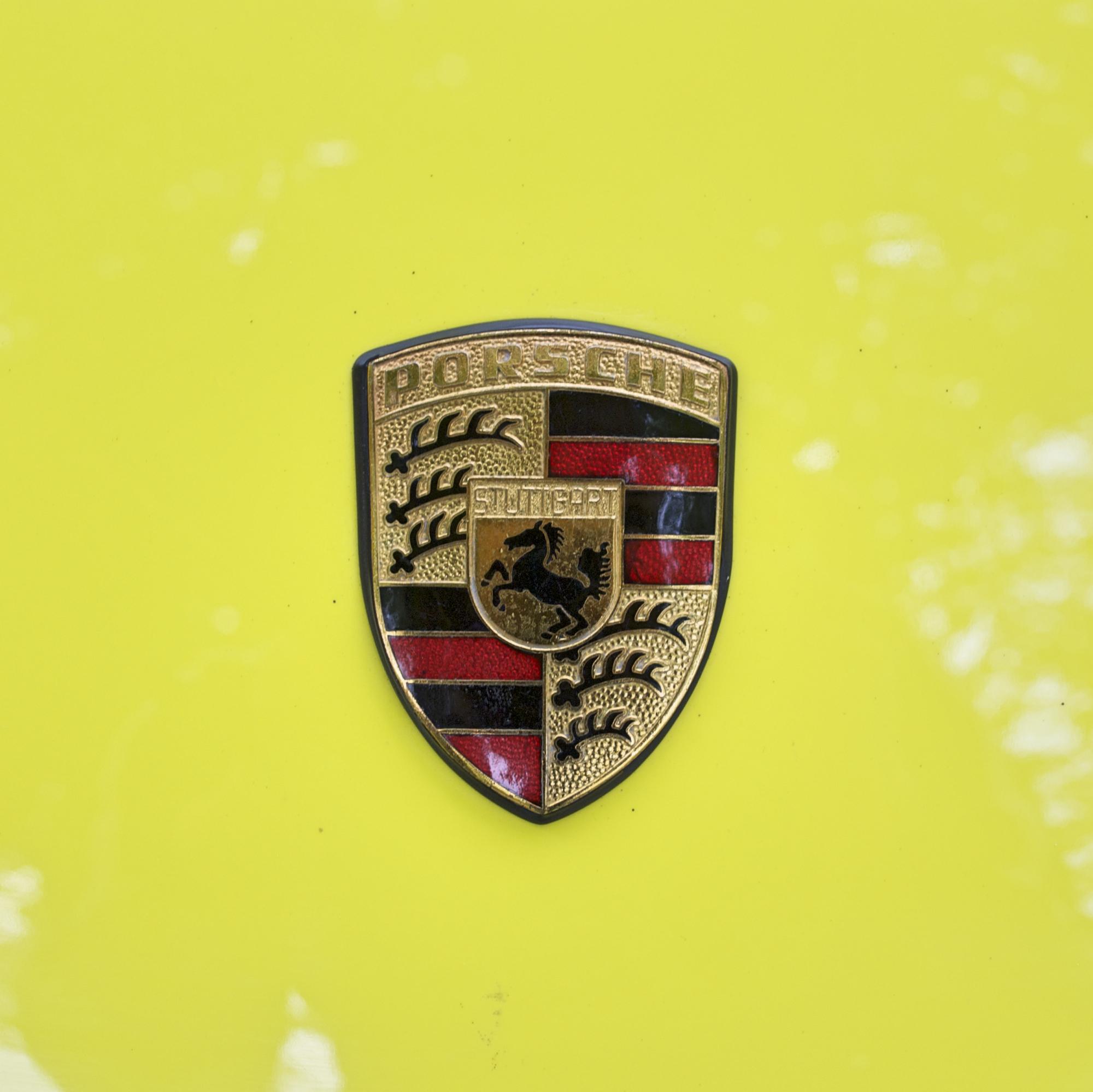 Porsche 911 Frontklappe