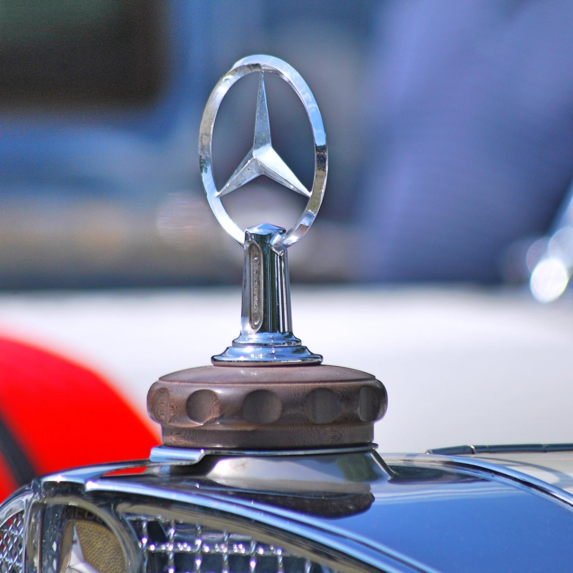 Mercedes Benz Stern