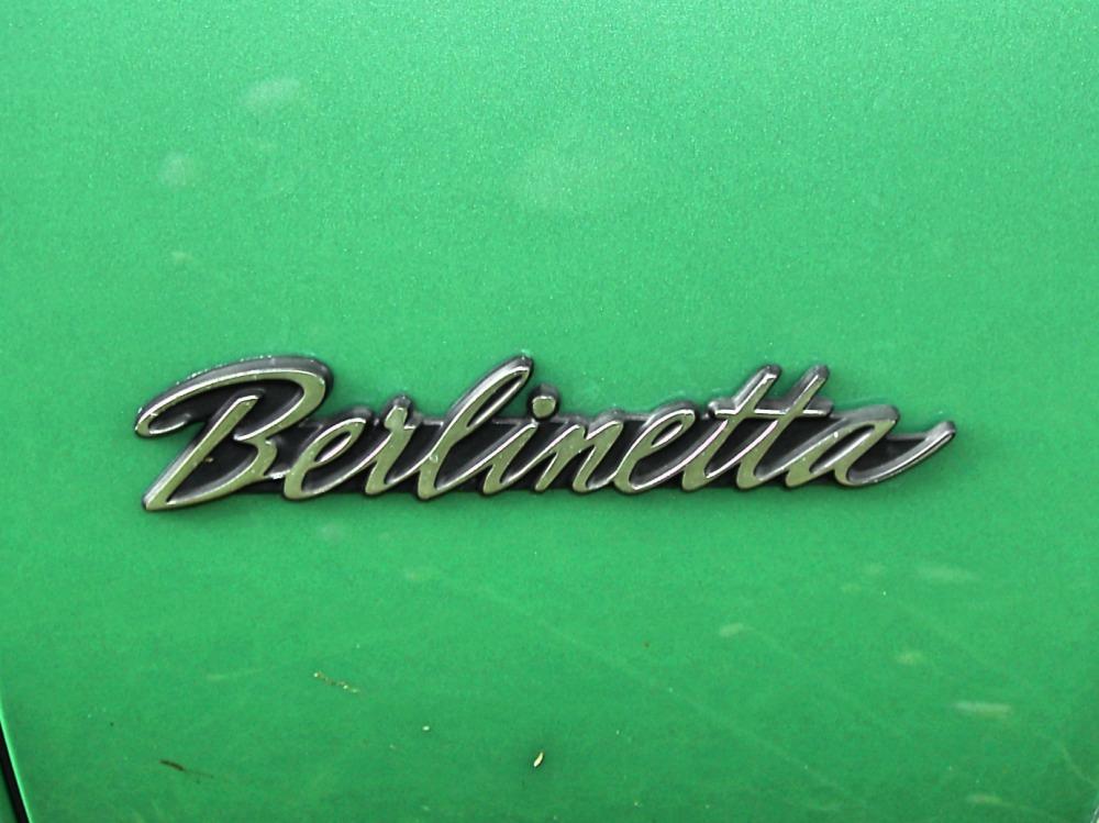 Opel Manta Berlinetta
