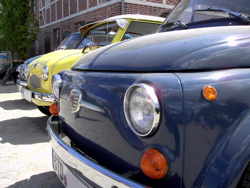 Fiat 500 & Lloyd