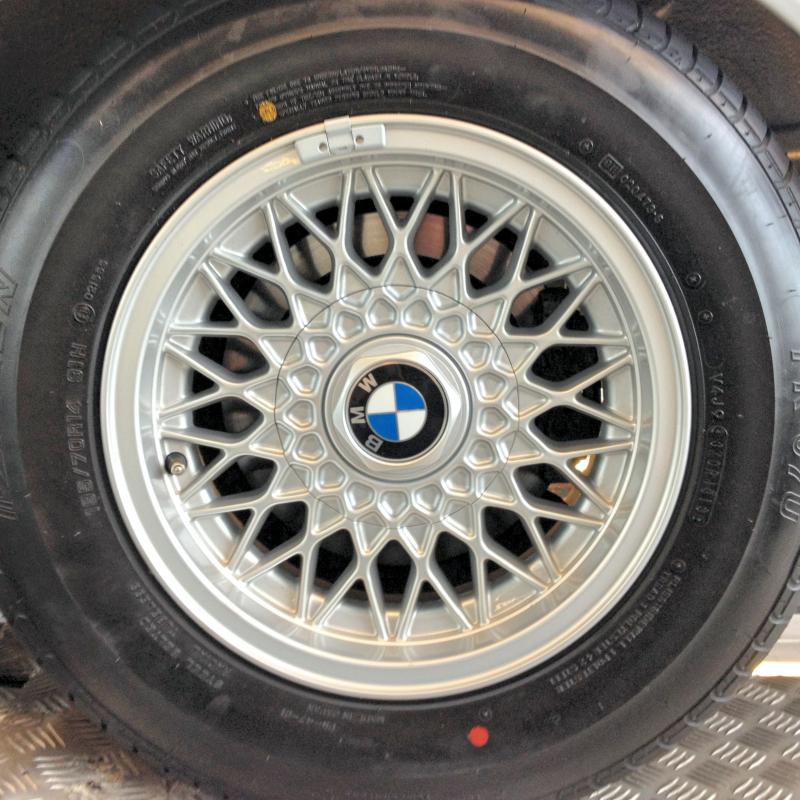 BMW Kreuzspeiche 14 Zoll