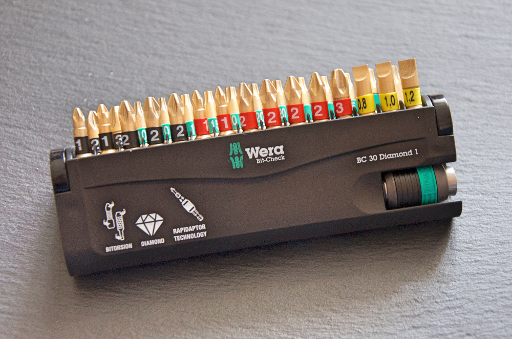 Wera Bit-Check BC 30
