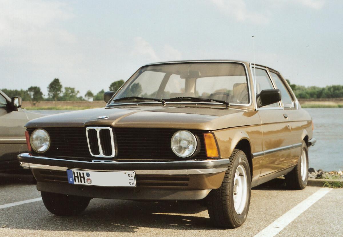 BMW 316, Bj. 1982