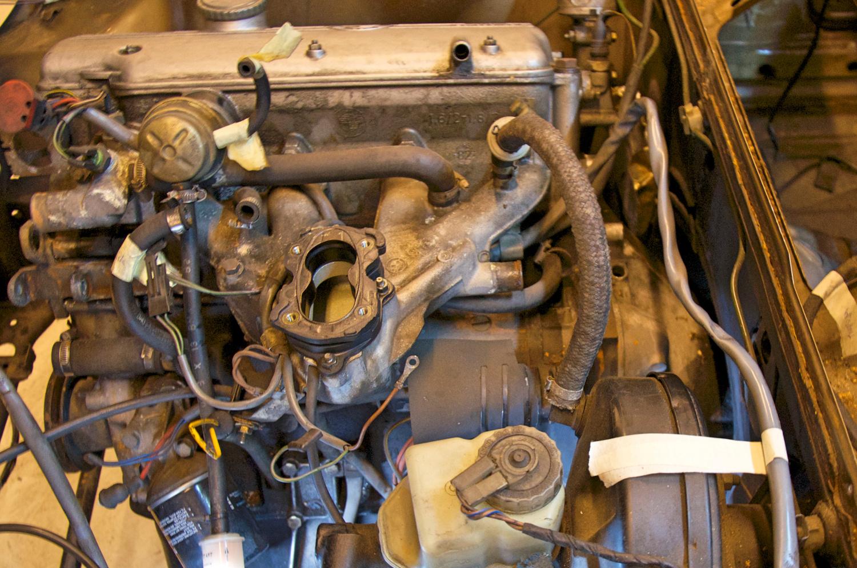 BMW Motor M10