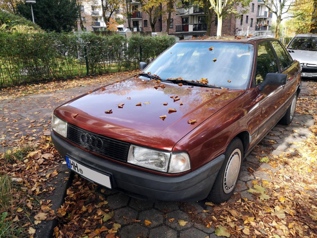 Audi 80 B3 Typ 89