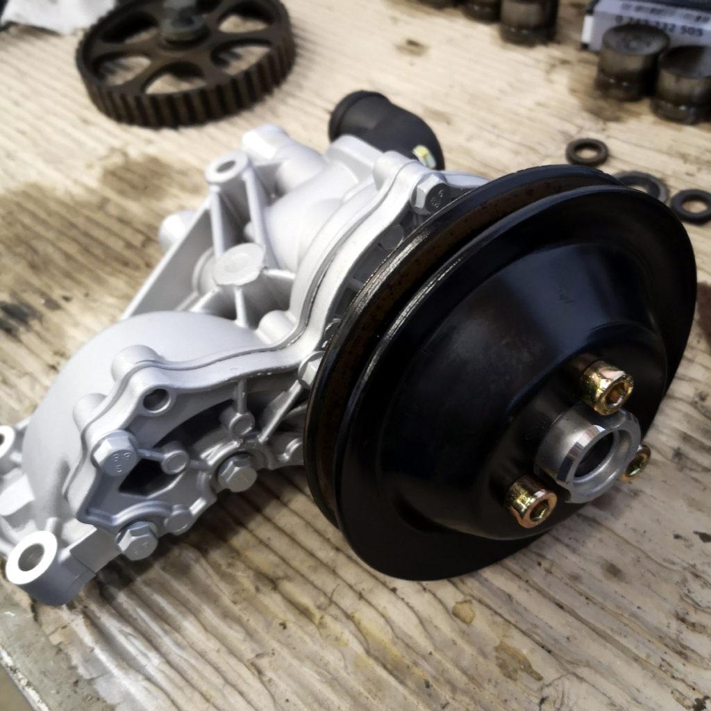 Kühlmittelpumpe Audi PP Motor