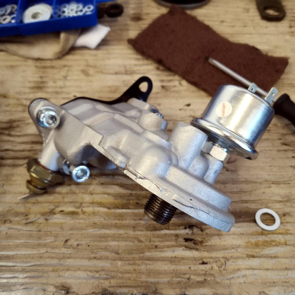 Ölfilterstutzen Audi PP Motor