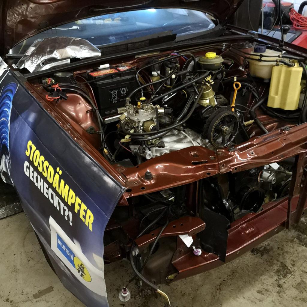 Audi 80 PP Motor